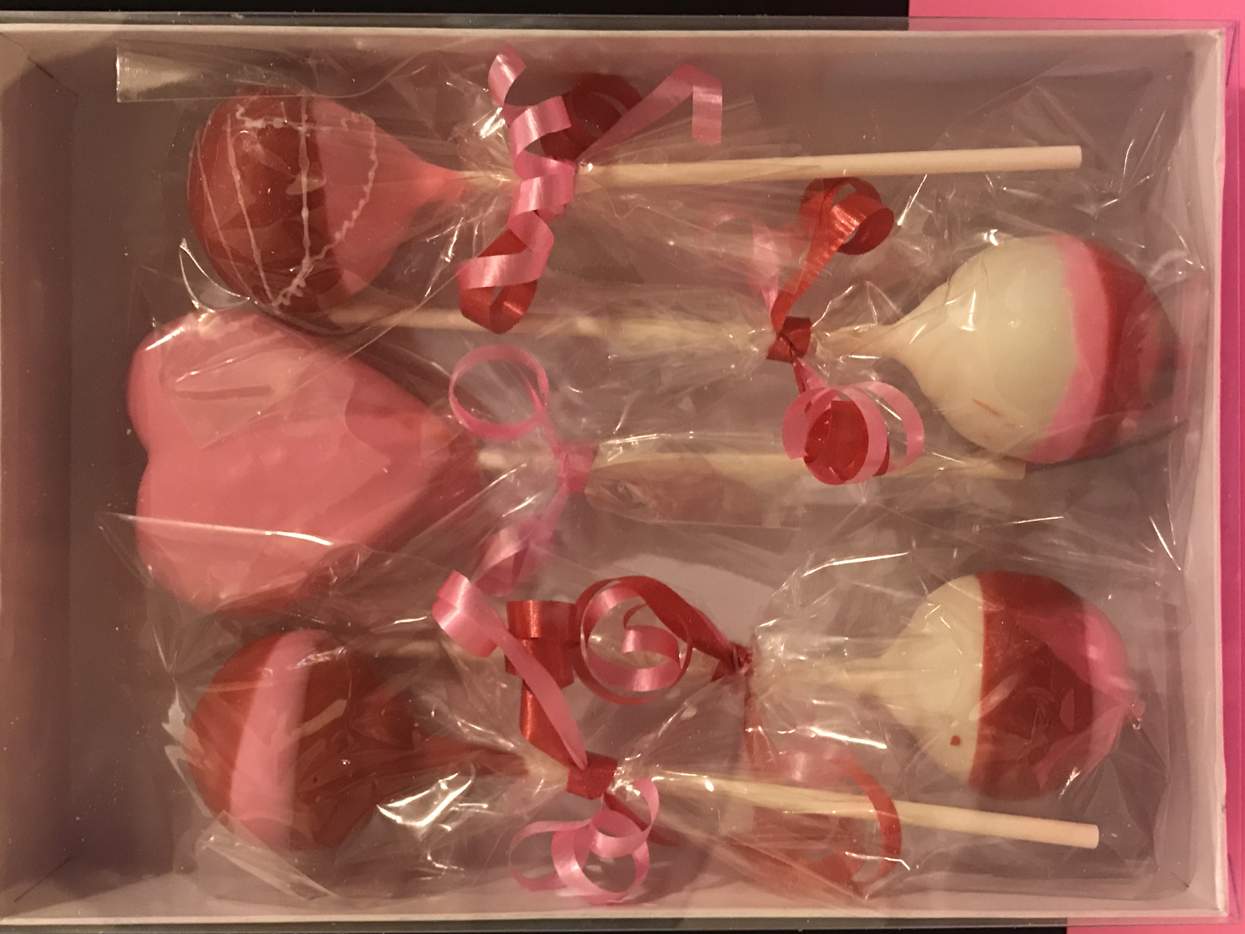 1/2 Dozen You Are Special Cake Pops