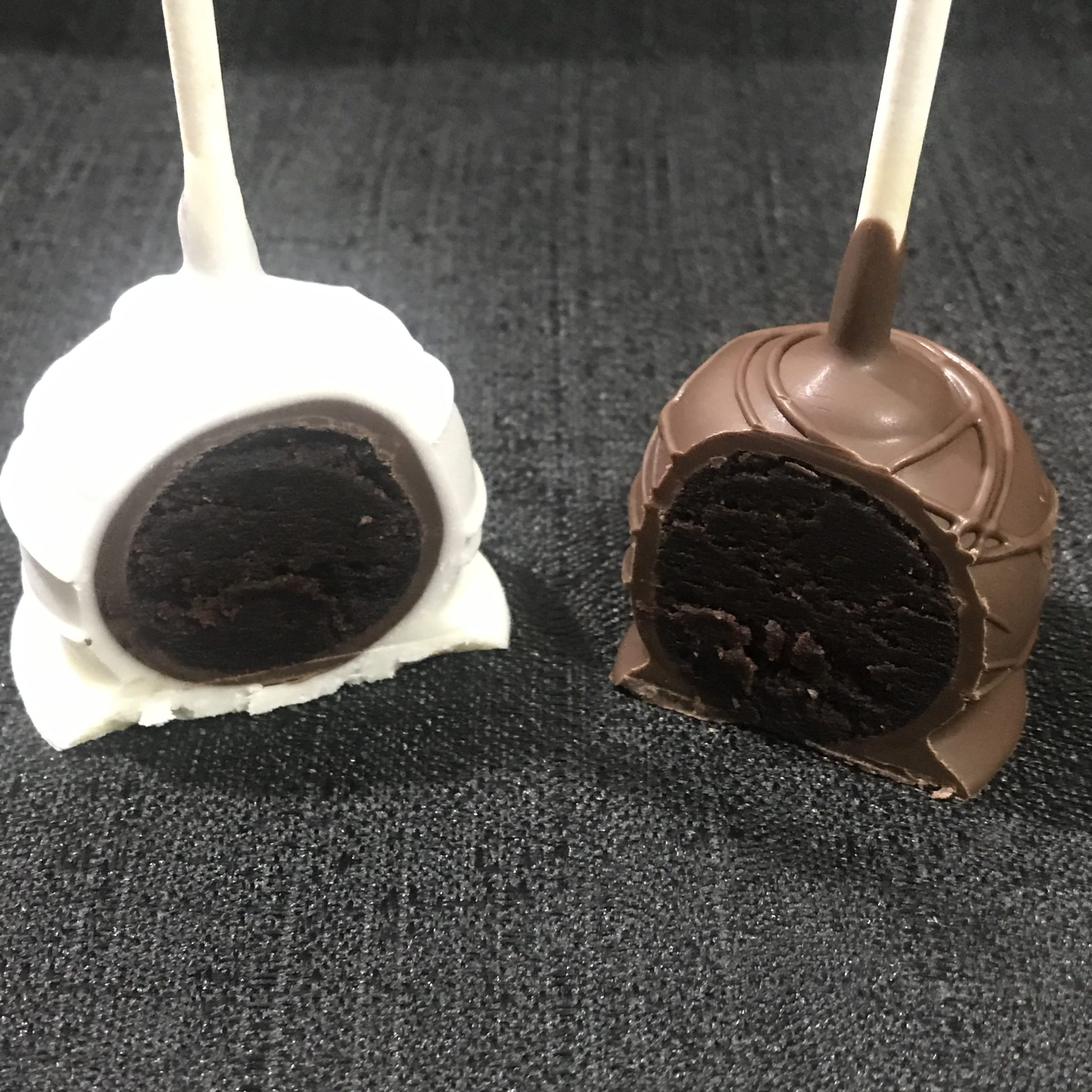 Chocolate Cake Pops